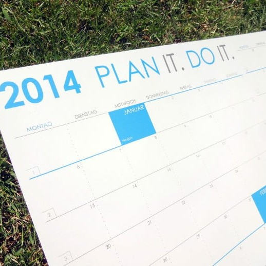2014 PLAN IT. DO IT.